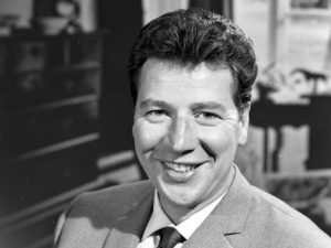 Max Bygraves, comedian, singer, actor and variety performer
