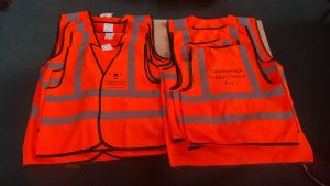 Gainsborough Primary Schools new High Visibility Vests