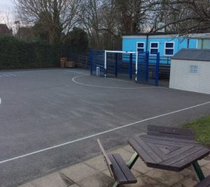 Brookfield House School Playground
